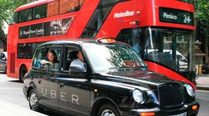 tecnologia uber london