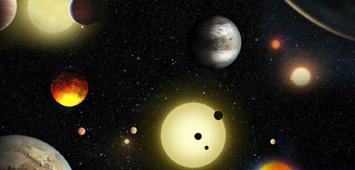 otros planetas fuera de la tierra