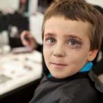 maquillaje niño halloween