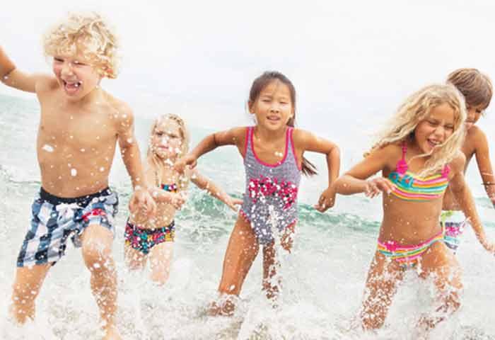 bañadores para niños